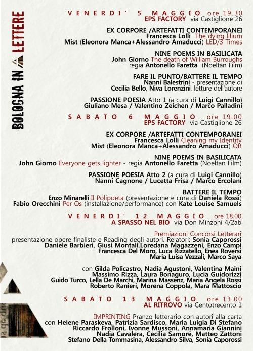 a2 BIL 2017 programma - interno